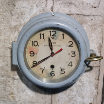French Marine Clock